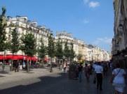 Paris's lovely apartment buildings