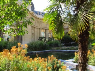 courtyard petit palais paris