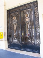 doors in paris