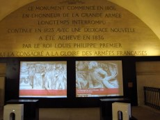 Museum at Arc de Triomphe