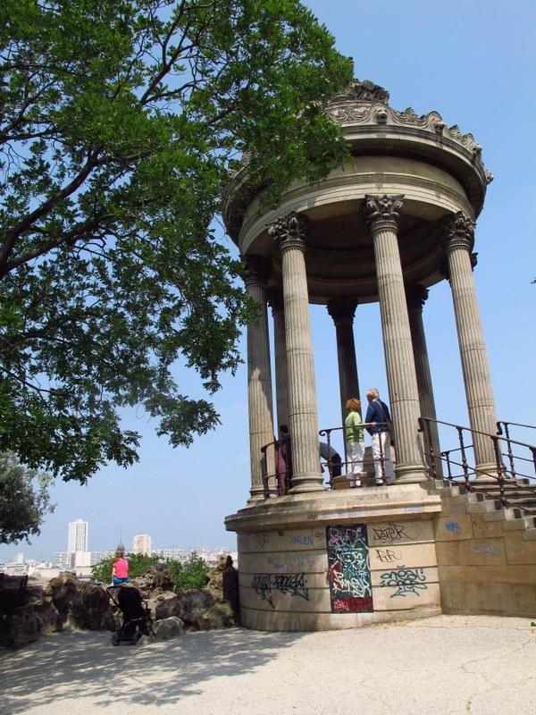 Temple de la Sibylle Paris