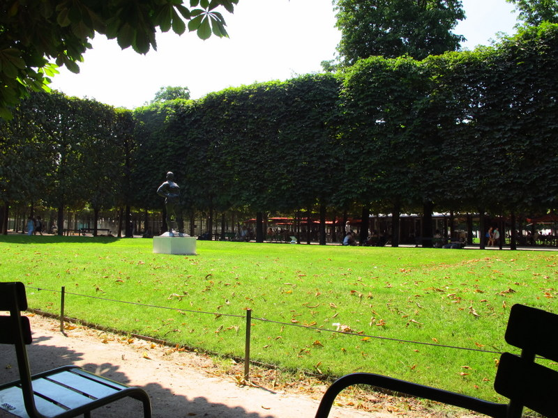 jardin des tuilieres