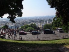 View from Sacré Cœur