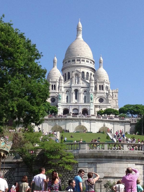 Sacré Cœur, Paris