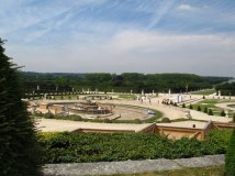 Gardens at Palace of Versailles