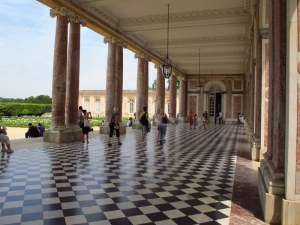 The Grand Trianon, part of Palace of Versailles