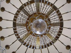 Chandelier, Grand Trianon
