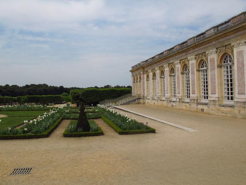 Gardens, Grand Trianon