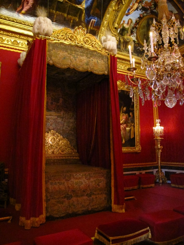 Just a tad opulent? Palace of Versailles