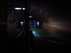 Underground canal, Paris