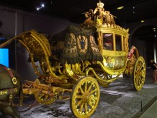 Carriage at Museum of Fine Arts, Arras