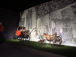 Childrens carriages, Museum of Fine Arts Arras