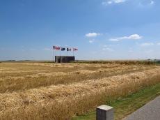 Australian Marine Corps Memorial Park, le Hamel, France