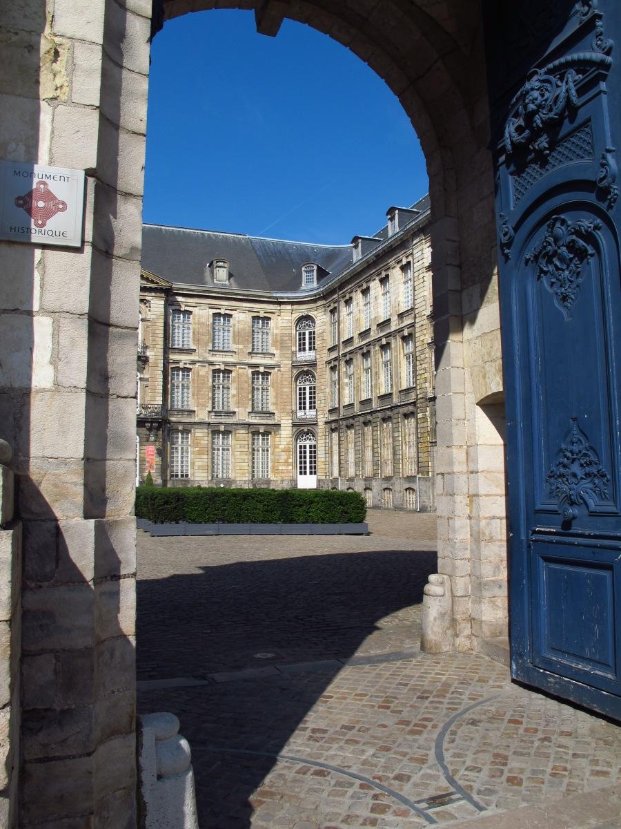 Museum in Arras