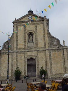 St Nicholas Church, Boulougne-sur-Mer