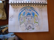 Altar of Notre Dame, Boulougne-sur-Mer