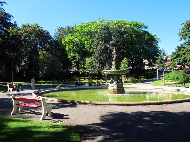 Parc Saint Pierre, Calais, France