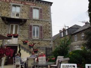 Hotel Arianne, Pontoroson
