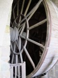 Tread wheel, Mont St Miche