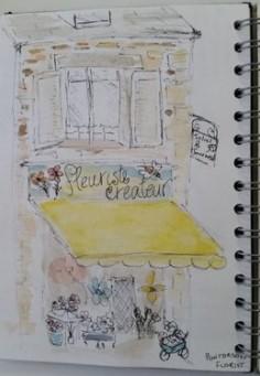 Pontorson sketch