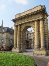 Porte de Bourgogne, Bordeaux, France