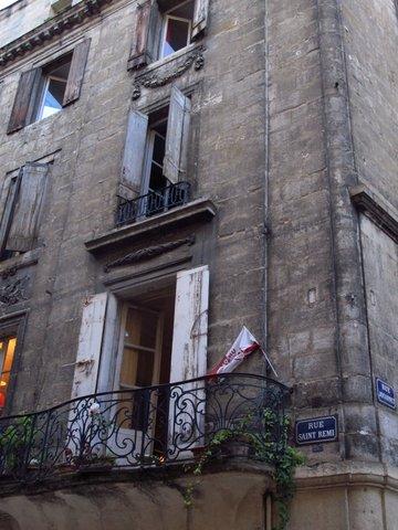 Look at those doors! rue Saint-Rémi, Bordeaux, France