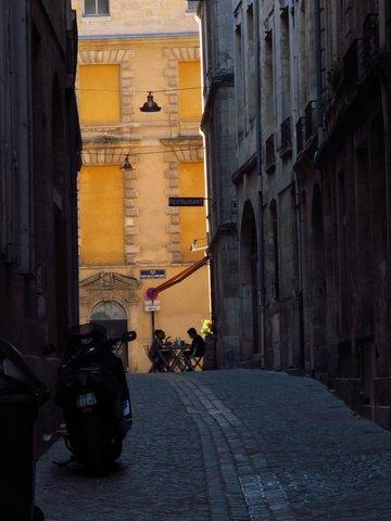 Lovely light at Bordeaux, France