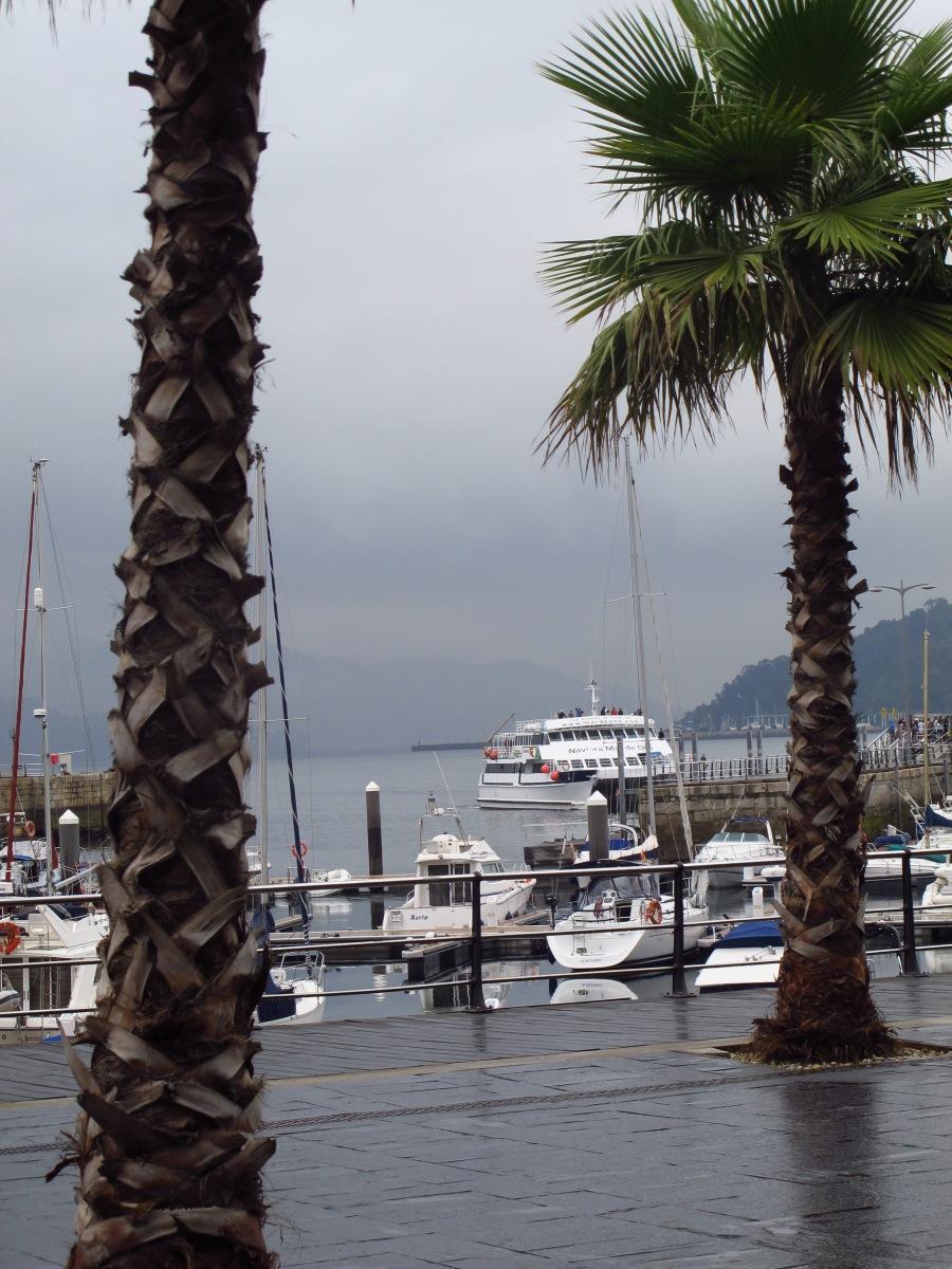 Rain rain go away, Vigo, Spain