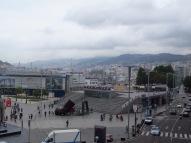 The waterfront at Vigo, Spain