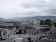 The waterfront at Vigo, Spain
