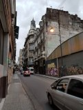 The old part of Buenos Aires