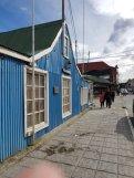Heaps of unique little buildings in Ushuaia