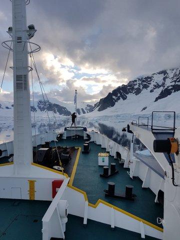 Antarcticia, New Year's Eve