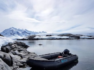 from Jougla Pt to Port Lockroy