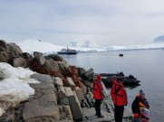 from Port Lockroy