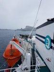Lifeboat on Plancius