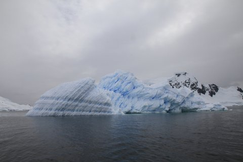 So much to look at in one iceberg