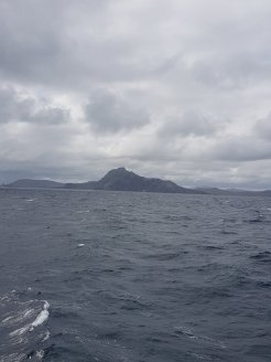 Cape Horn on the way back to Ushuaia