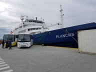 Goodbye to mv Plancius, a lovely ship