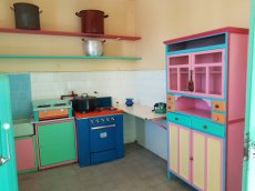 Benito Quinquela Martin kitchen