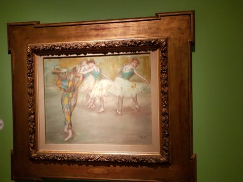 One of my favourite artists, Edgar Degas