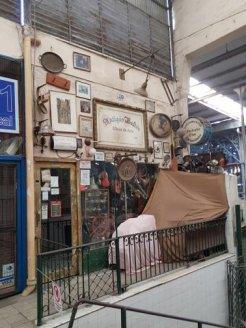 Store inside Mercato de San Telmo
