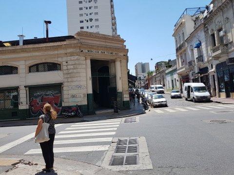 Mercato de San Telmo