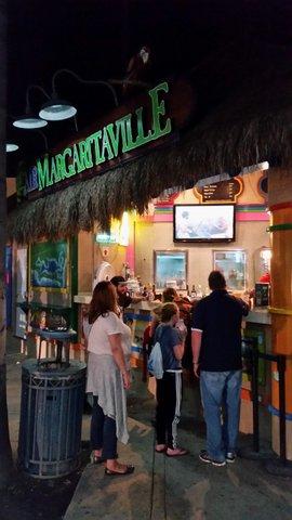 Margarita bar!
