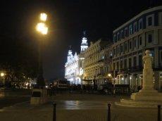Habana at night