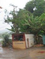 Fruit stall at Baracoa