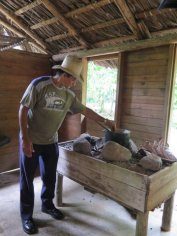 Cocoa farm tour at Baracoa