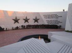 Revolution memorial in Santiago de Cuba