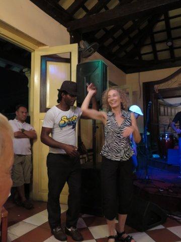 Dancers at Casa de la Trova