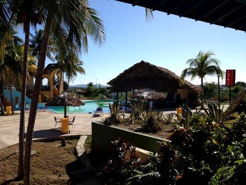 State run hotel at Caimanera
